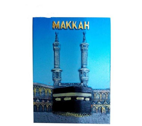 Lembrança do viagem de Makkah Adesivos