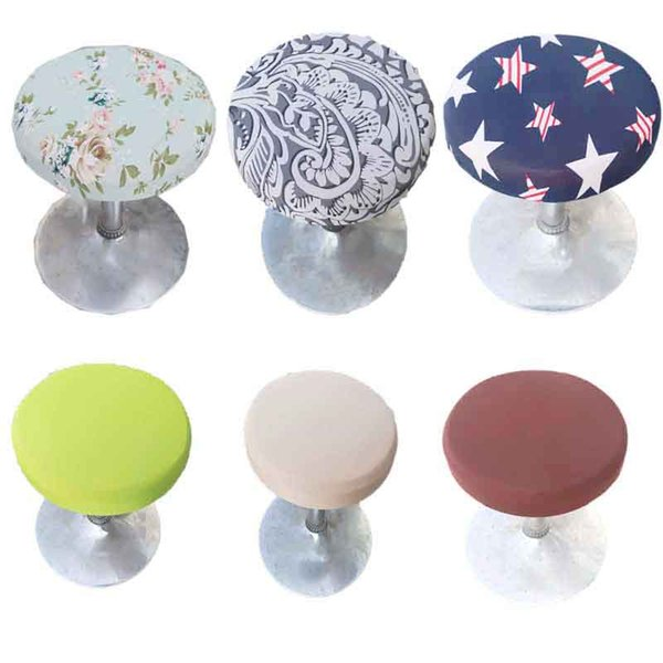 Cool Bar Stool Covers Round Chair Seat Cover Cushions Sleeve Dia 9 8 13 Inch Gallery Stool Covers Many Colors Wholesale Dining Room Chair Covers For Sale Lamtechconsult Wood Chair Design Ideas Lamtechconsultcom