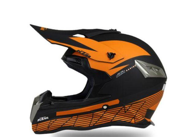Suitable for KTM off-road motorcycle off-road helmet ATV off-road vehicle downhill mountain bike DHB racing helmet capacetes motorcycle helm