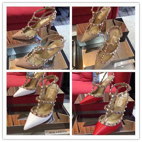 Chaussures de talon chunky pour femmes de conception de style simple, vente chaude et prix de luxe, haut de gamme, luxe, couleurs variées, chaussures de qualité 34-40