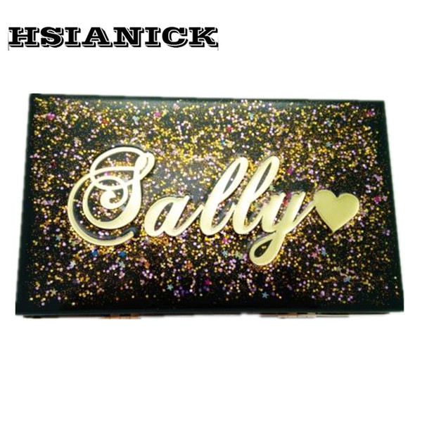 2017 New Rushed Women Letters Name Customized Acrylic Clutch Small Elegant Handbag Party Wedding Handbags Bag Evening Bags