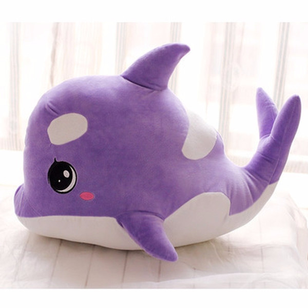 Blue//Purple Fish Stuff Big Unisex Child Dolphin vs Vs