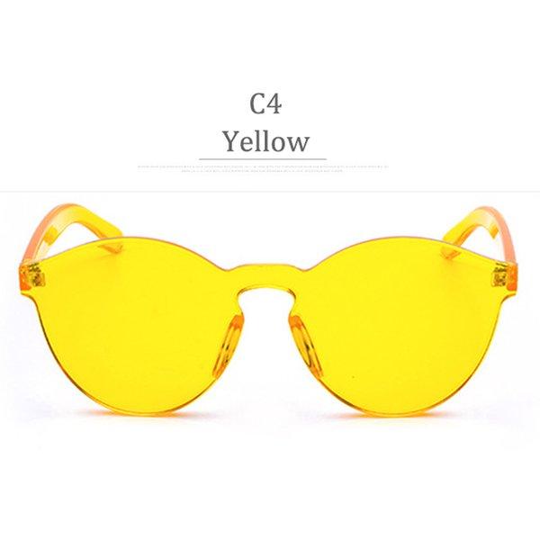C4 lente gialla