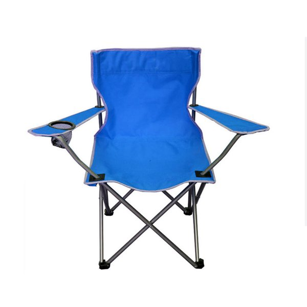 Mountain Outdoor angling stool with armrests / beach lounge chair / portable folding chair / leisure stool