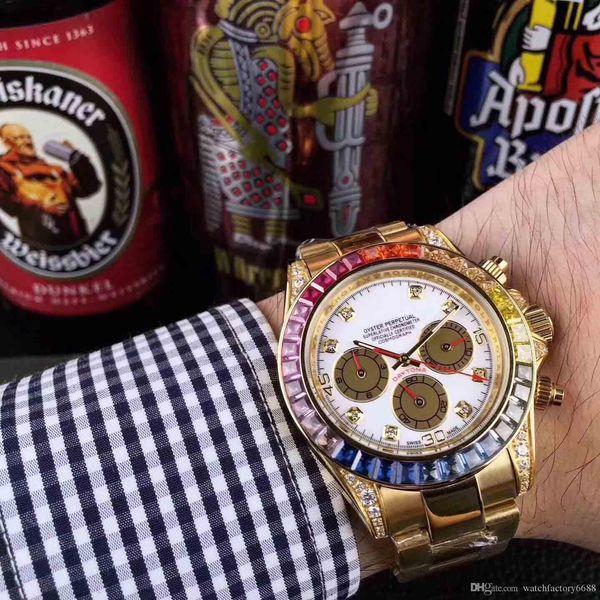 All Gadgets Watch Stainless Steel Quartz Watch Stopwatch Watches Top Men's Brands Best Gifts