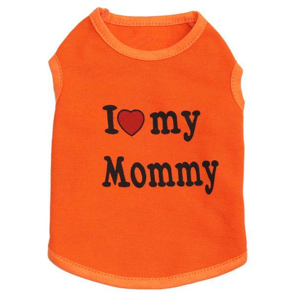 Mamá naranja
