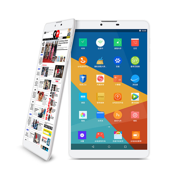 """In Stock 8"""" IPS Screen Android 5.1MTK8735 64bit Quad Core 16GB 3G Phone tablet WCDMA Tablet PC with GPS Bluetooth Teclast P80 4g"""