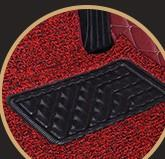 Красный + красный и черный
