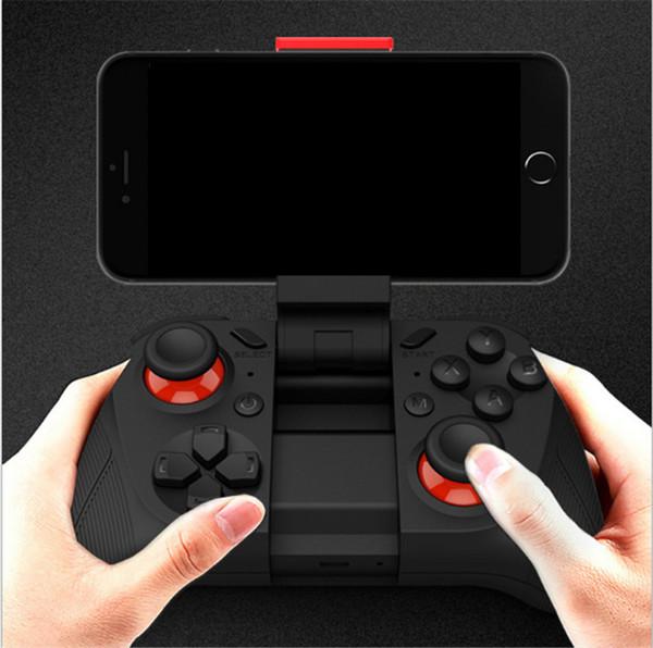 MOCUTE 050 геймпад джойстик Bluetooth контроллер Selfie пульт дистанционного управления затвора геймпад для iPhone Andriod бесплатная доставка