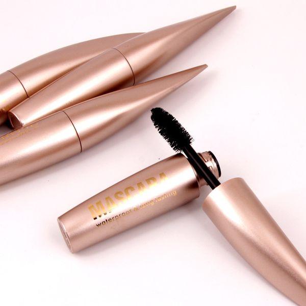 New Max Volume Mascara Black Long-lasting Curling Thick Eyelashes Extension Grower Fiber Makeup Cosmetic Mascara Liquid