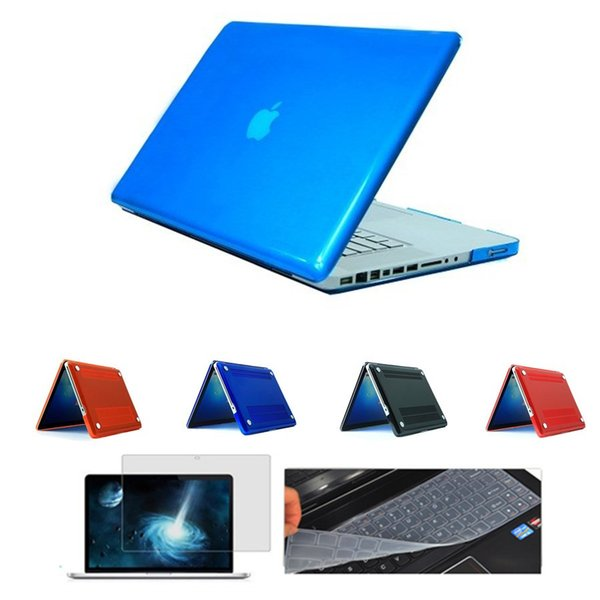 Cover Crystal Transparent case For Apple macbook Air Pro Retina 11 12 13 15 laptop bag for macbook Air 13 case cover 2016