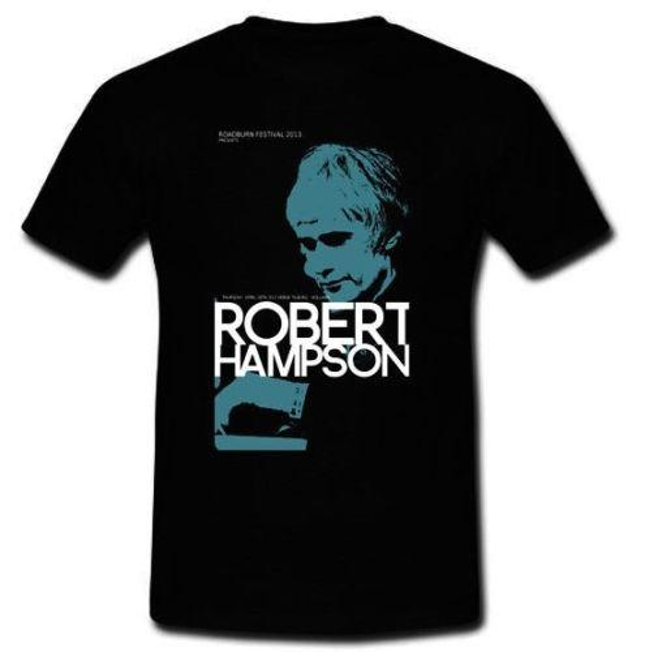 T-shirt rock band Psychedelic rock di Robert Hampson Tour 2013 Tee S M L XL 2XL Stampa T shirt O neck Maniche corte