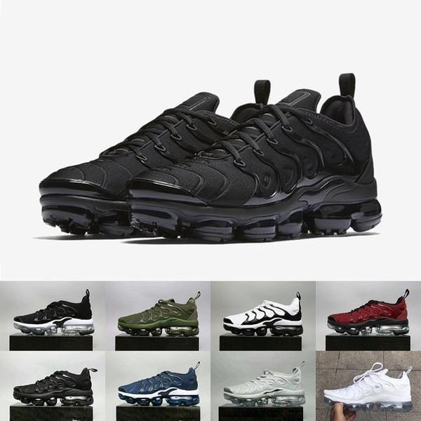 Acheter Nike Air Max Vapormax Plus Nouvelles Couleurs Maxes Tn Chaussures De Course Pour Les Hommes, Bon Marché Maxes 95 S OG Chaussures De Sport