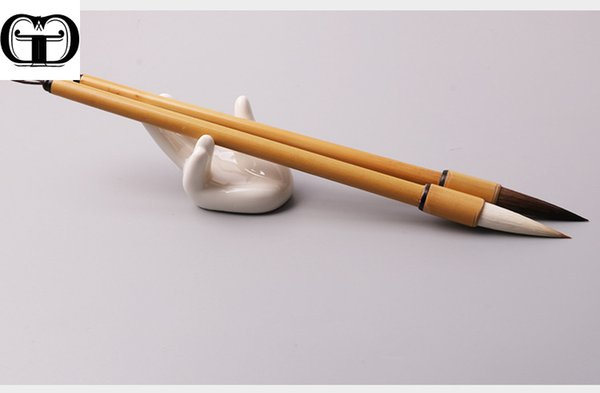 Direct selling manufacturer customized bamboo pole Wolf sheep and calligraphy practice students calligraphy and calligraphy free mail