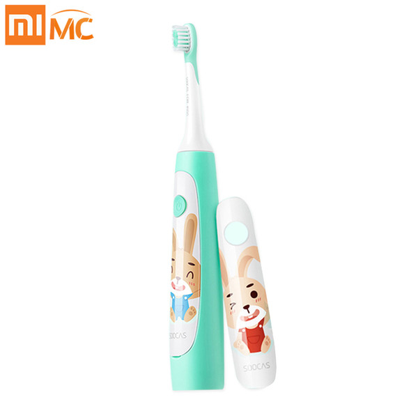 Xiaomi SOOCAS C1 Cute Waterproof Sonic Electric Toothbrush Kids Rechargeable Ultrasonic Toothbrush Dental Care Mijia Tooth Brush