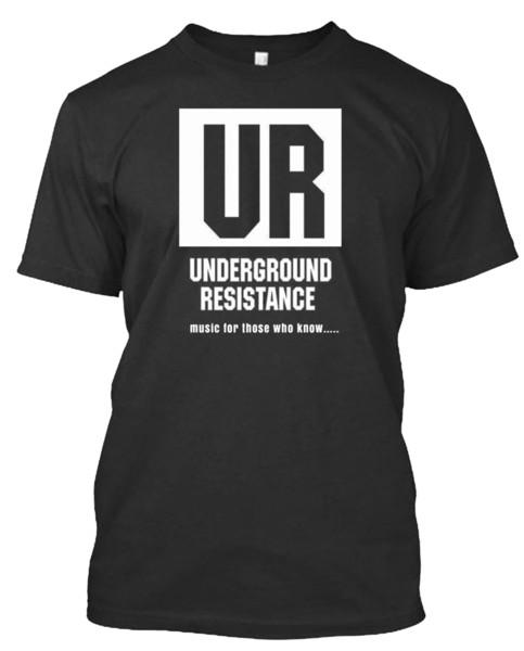 Underground Resistance, Detroit Techno, Pioniere, Jeff Mills, Robert Hood, Acid House