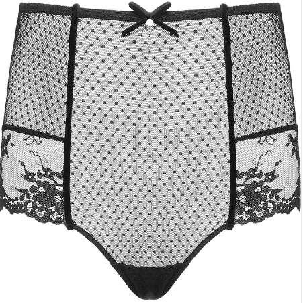 Amazing Sexy Panties Women high waist panty Sexy Briefs Ladies Plus Size Underwear transparent sheer lace underpants lingerie