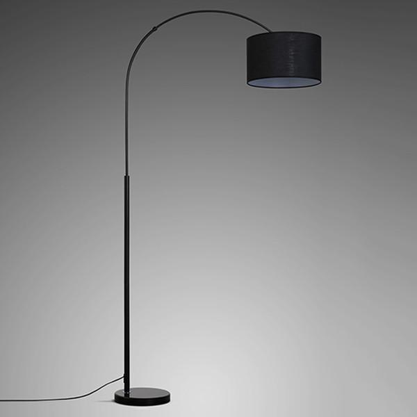 new arrival b7fff bb59c 2019 Design Modern Cloth Loft LED Floor Lamp Standing Lights Living Room  Bedroom Bedside Fishing Floor Standing Lamps Lights Fixtures From  Haoxinlamp, ...