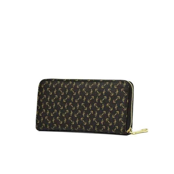 Wallet long, large capacity, multi-card, fashion, casual, versatile, women's wallet