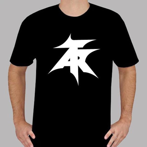 Yeni ATR Atari Genç Isyan Sert Rock Grubu erkek Siyah T-Shirt Boyut S 3XL