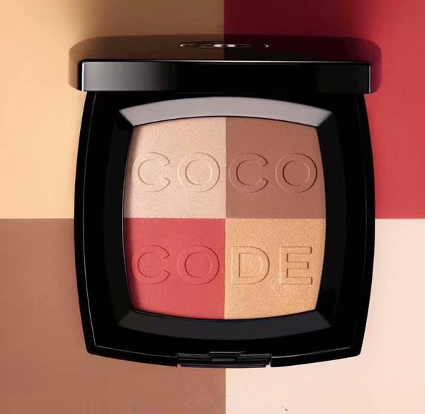 2019 новый бренд макияж продукт гармония румяна 4 цвета бесплатная доставка