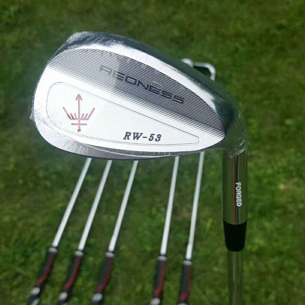 New mens Golf clubs George spirit RW-53 Golf wedges high quality wedges clubs 48.50.52.54.56.58 clubs wedges Free shipping