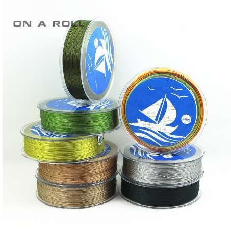 0.3mm Jewelry Making Cord Thread Silk Beading Thread bead Cord macrame Nylon Cord Costume Jewelry DIY 25M/roll NO.21~40