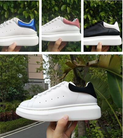 Men Classic Genuine Leather Arena Brand Flats Sneakers Male High Top Shoes Fashion Luxury Casual Lace Up Shoes With Box Dust Bag Size 35-45