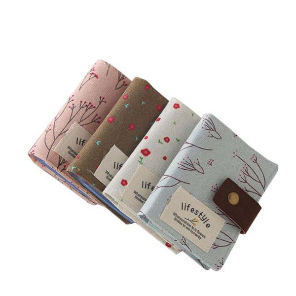 Cassa del supporto di carta della borsa del portafoglio dell'organizzatore del supporto dell'oro del passaporto della carta di identità di viaggio di modo libera il trasporto DHL 450