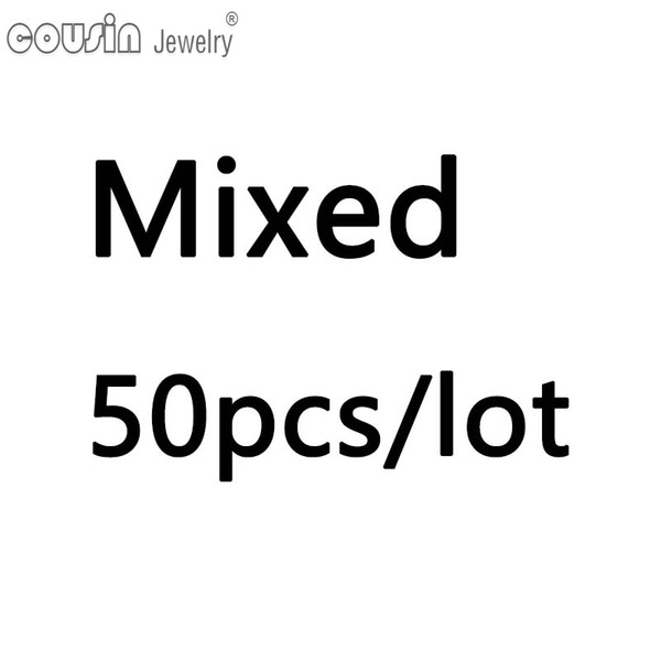 Mixed50pcs