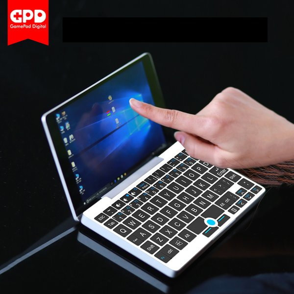 "GPD Pocket laptops 7"" Windows 10 Intel X7 Z8750 8GB/128GB Gamepad Mini Laptop UMPC Handheld Game Player Console Type a laptops"