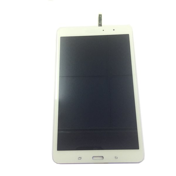 NEW LCD Display Touch Screen For Samsung Galaxy Tab Pro 8.4 T320 SM-T320 Wi-Fi Black White With Tempered Glass DHL logistics