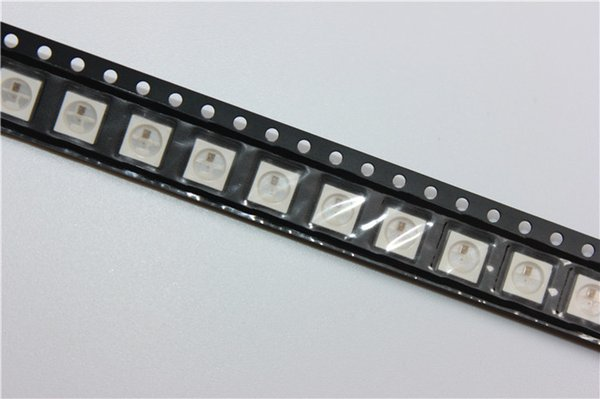 New Version WS2812B 5050 RGB SMD WS2811 IC WS2812 For Strip Screen Etc Neon  Strip Lights Led Strips Lights From Yuancao, $34 66| DHgate Com