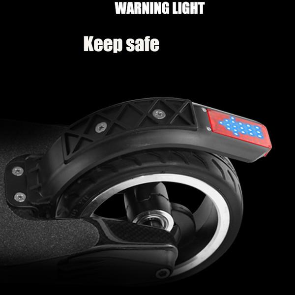 Defender with brake