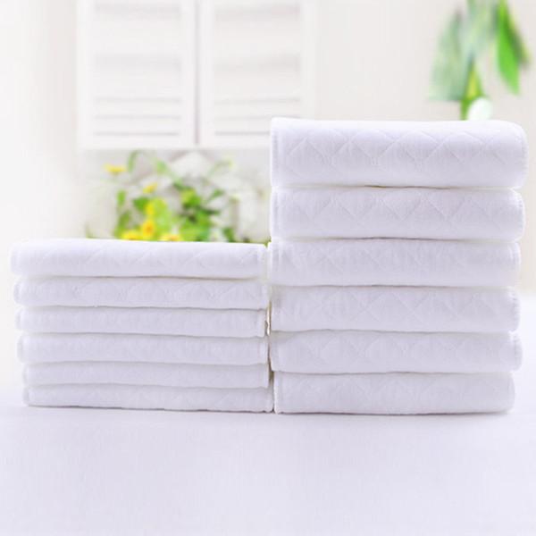 Pañales infantiles Pañales de algodón Tapa dura Seis Bebé ecológico de algodón WMC1611