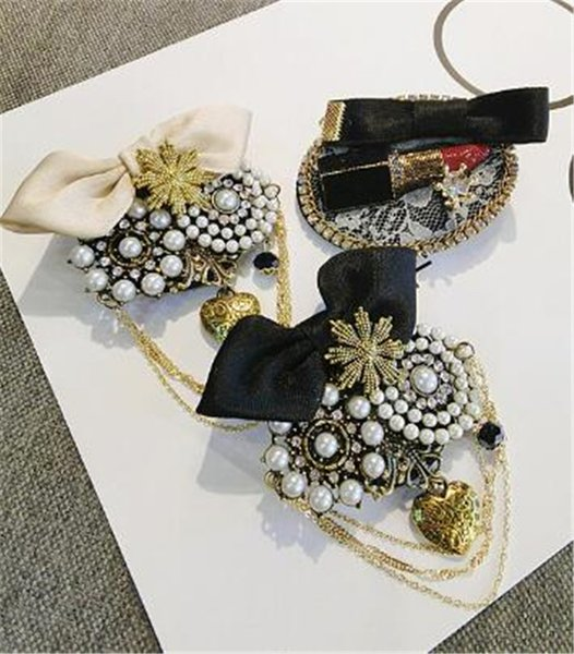 New style brooch fashion owl brooch, the emblem of the jasmine flower brooch accessories women