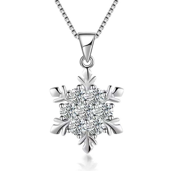 Pure pendant with a chain
