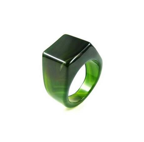 Agate rings Korean tidal tail ring fashion for men and women lovers ring