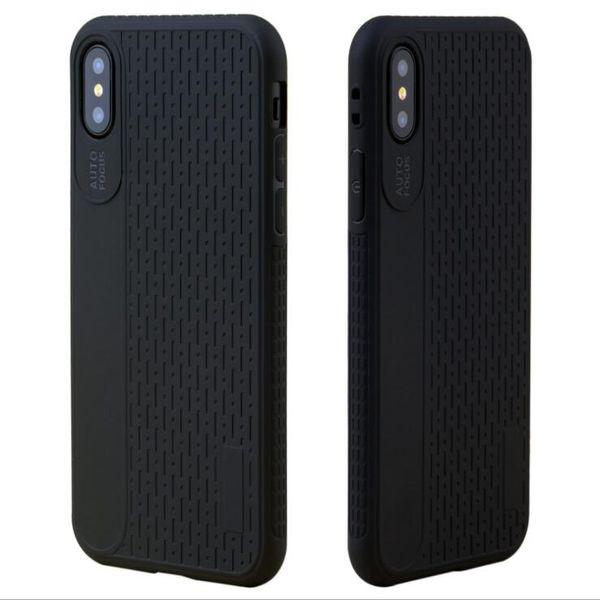 Custodia in silicone TPU sottile per iPhone X 5.8