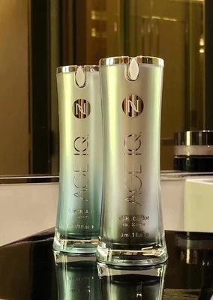 2018 new arrival Nerium AGE IQ day cream night cream skin care for lady 30ml 1fl.oz. dhl free shipping