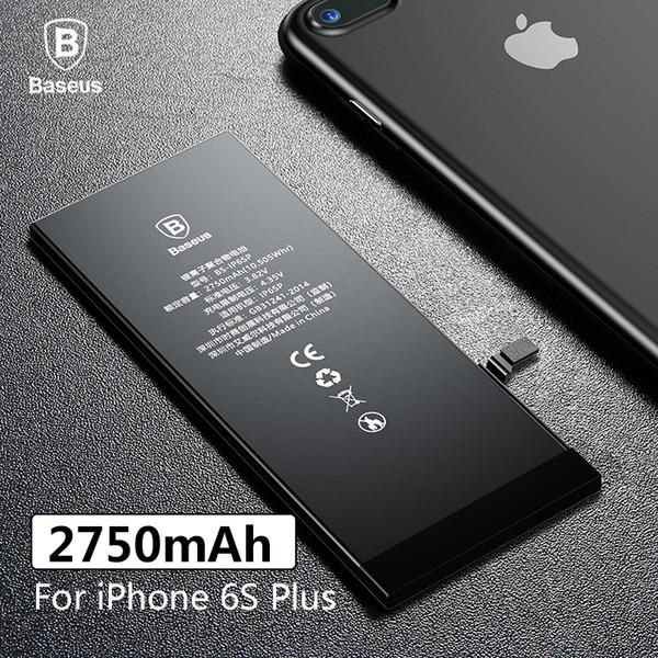 Baseus Original Phone Battery For iPhone 6S Plus Replacement Batteries For iPhone 6S Plus 2750mAh with Free Repair Tools