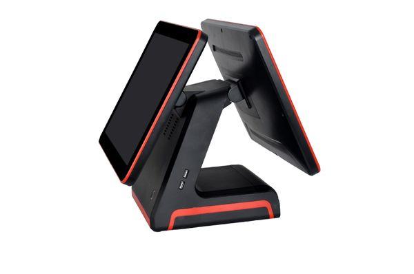 negro + 15 # 039; # 039; pantalla LCD al cliente