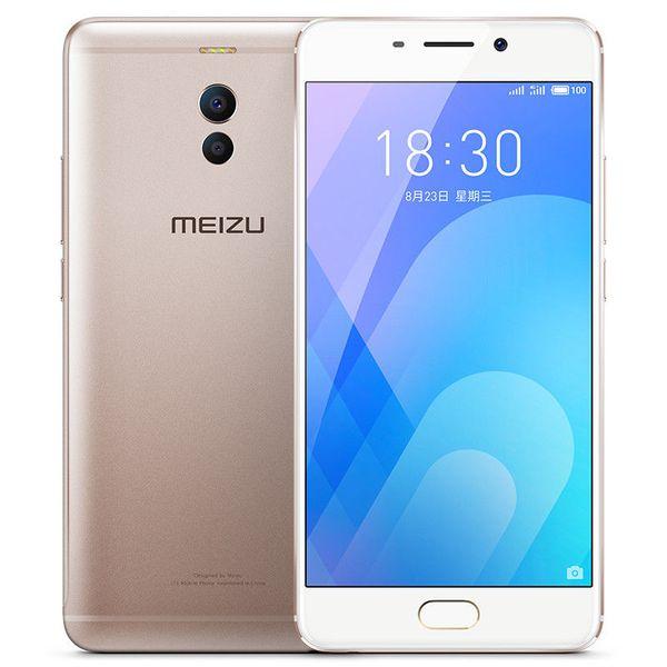 Meizu M Note 6 (ذهبي اللون) الهاتف المحمول