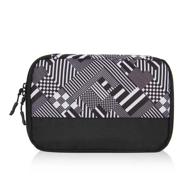 Travel Bag Accessories Organizer Insert Multi-functional Cosmetic Bag Toiletry Storage Luggage Packing Cubes Malas De Viagem