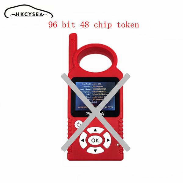 1pc Token para 96 bit 48 chip para Handy Baby Hand Car-Key Key Auto Keymer Programmer