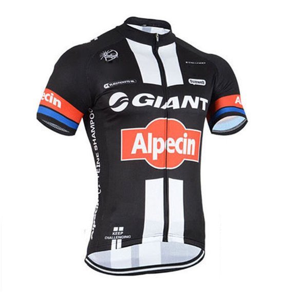 Tour de france Team GIANT Cycling Jerseys Short Sleeve Top Cycling Shirts Breathable Quick Dry Bike Clothing Maillot Ciclismo MTB Riding