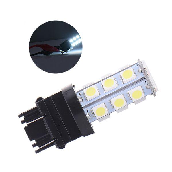 T20 7440 7441 992 18SMD 5050 Reverse Brake / Stop / Turn Tail Back Up Lampadina LED Lampadina bianca DC 12V, Lampadina di ricambio LED