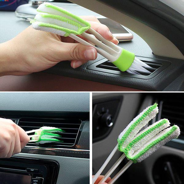 Auto Multi-Functional Car Cleaning Brush Tool For  Zafira A B Vauxhall Zafira Corsa C Cambo D Vauxhall Corsa 3 Van