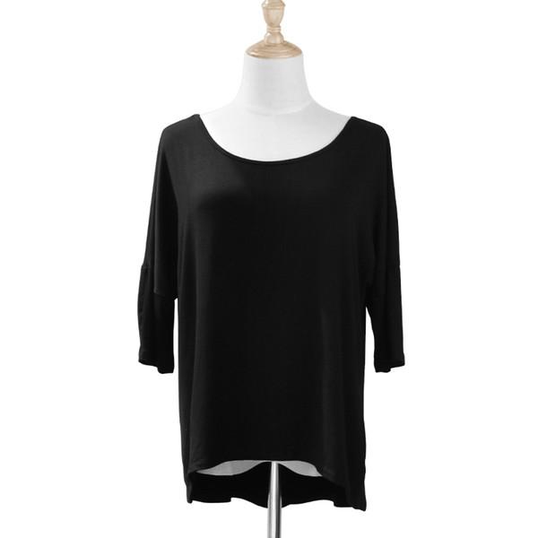 Women Blouse Batwing Tops Sport Yoga Clothing Half Sleeve Solid Shirt Workout Yoga Tops Cotton Shirt