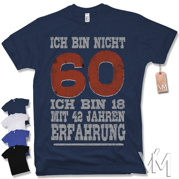 Compre 60 Geburtstag Vintage T Shirt Fun Shirt 1957 1958 Geschenk Spruch Lustig Witzig Divertido Envío Gratis Camiseta Unisex A 1028 Del Topclassaa
